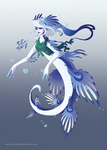 Blue Glaucus ~ Day 2