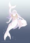 Beluga Whale ~ Day 3