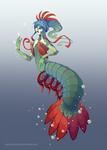 Peacock Mantis Shrimp ~ Day 6