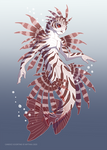 Red Lionfish ~ Day 14