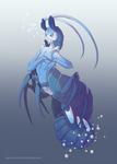 Blue Spiny Lobster ~ 27