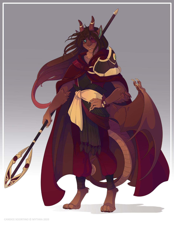 Oris the Game Warden