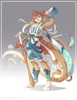 Aura the Wind Dancer