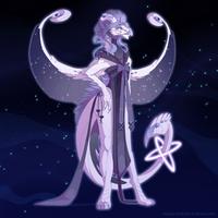 Salacious Messenger ~ Anthro Form