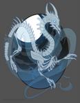 Spooky Scary Skeleton ~ #Dracoween 15