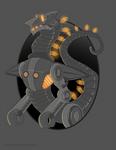 Killer Robot ~ #Dracoween 26