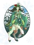 Elegant Evergreen