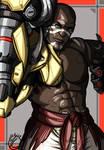 Overwatch: Doomfist