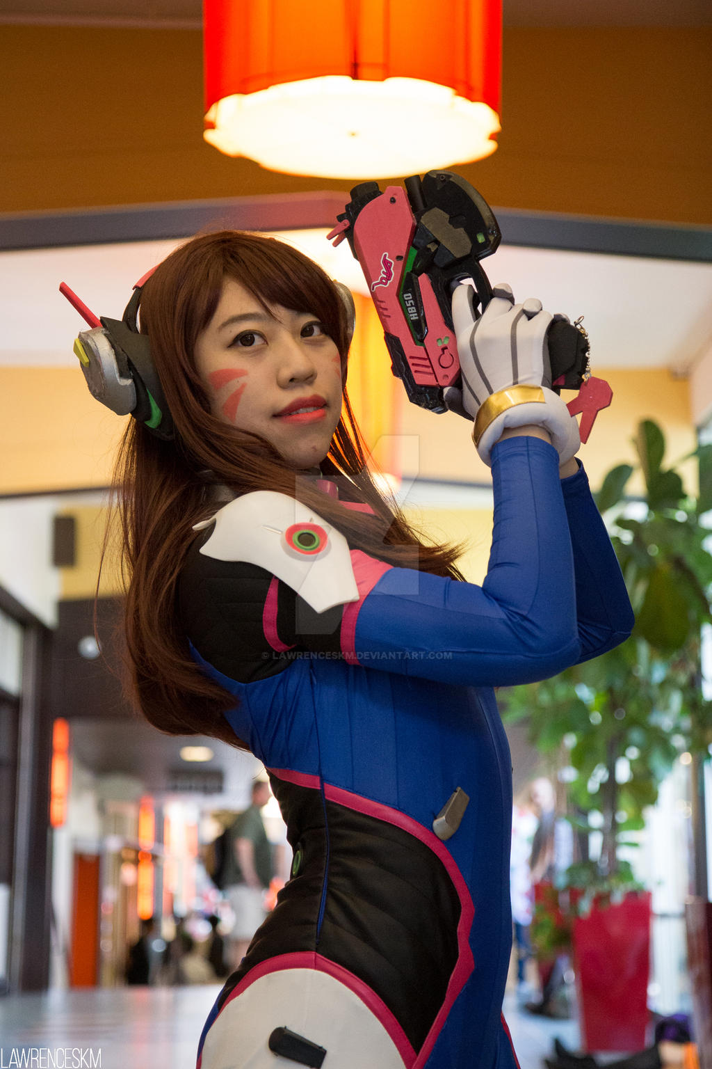 Overwatch cosplay nerf this