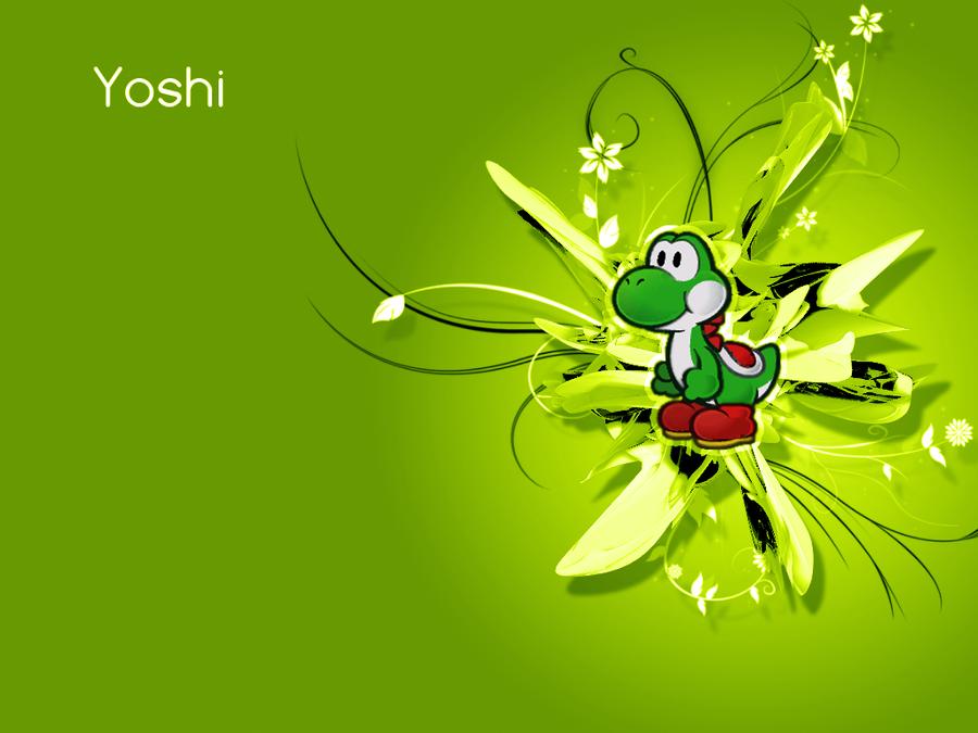 gallery for yoshi desktop background