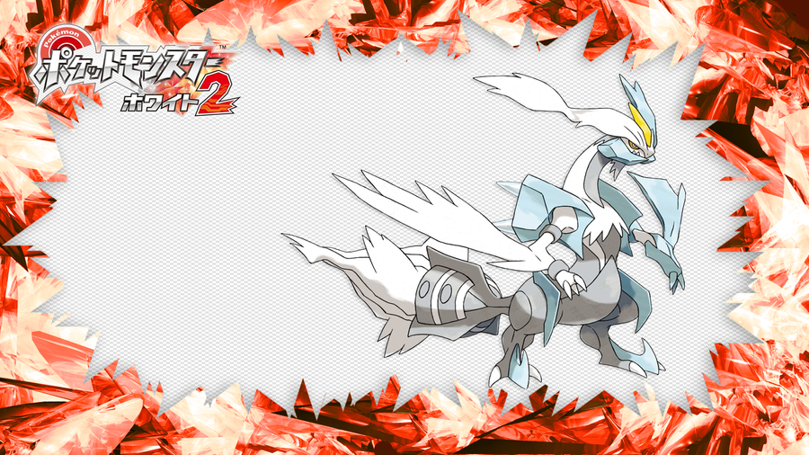 White Kyurem Wallpaper by Marudeth