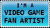 Game fanartist stamp by Adder-Snake-Bite
