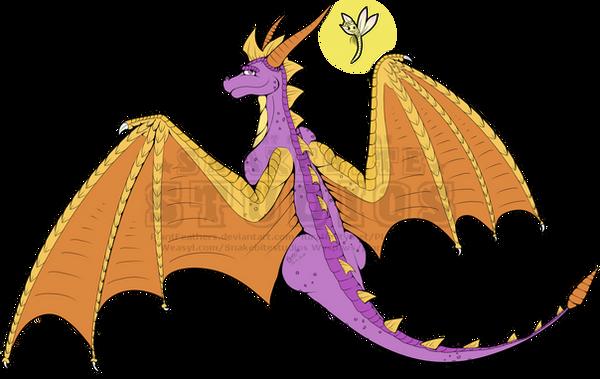 Spyro by PlantFeathers