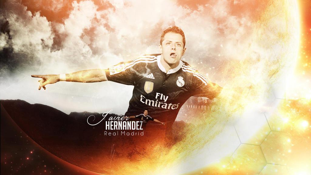 Javier Hernandez 2015 Wallpaper By Ronaldo Huzaifa By