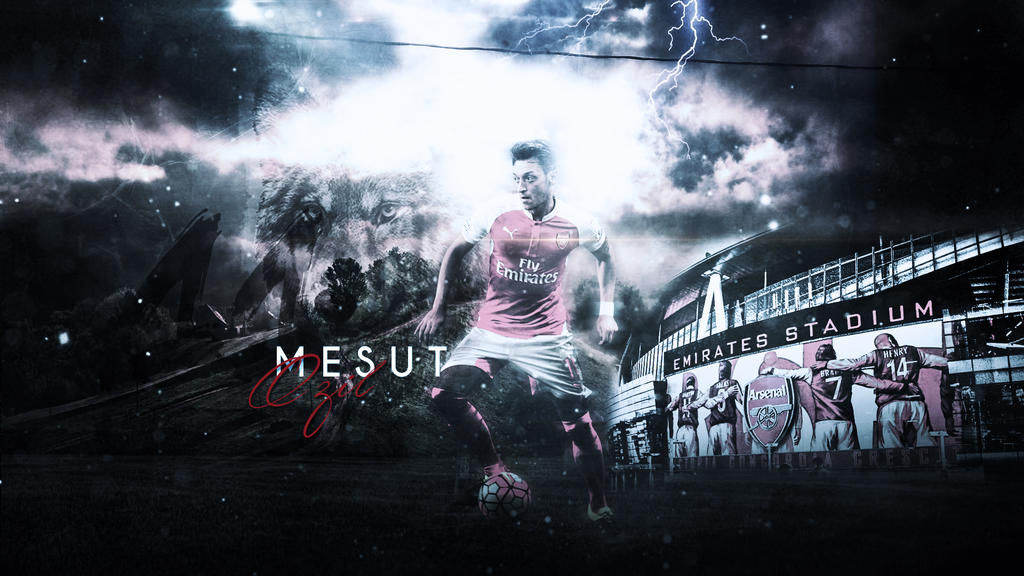 Mesut Ozil 2015 HD By RHGFX2 On DeviantArt