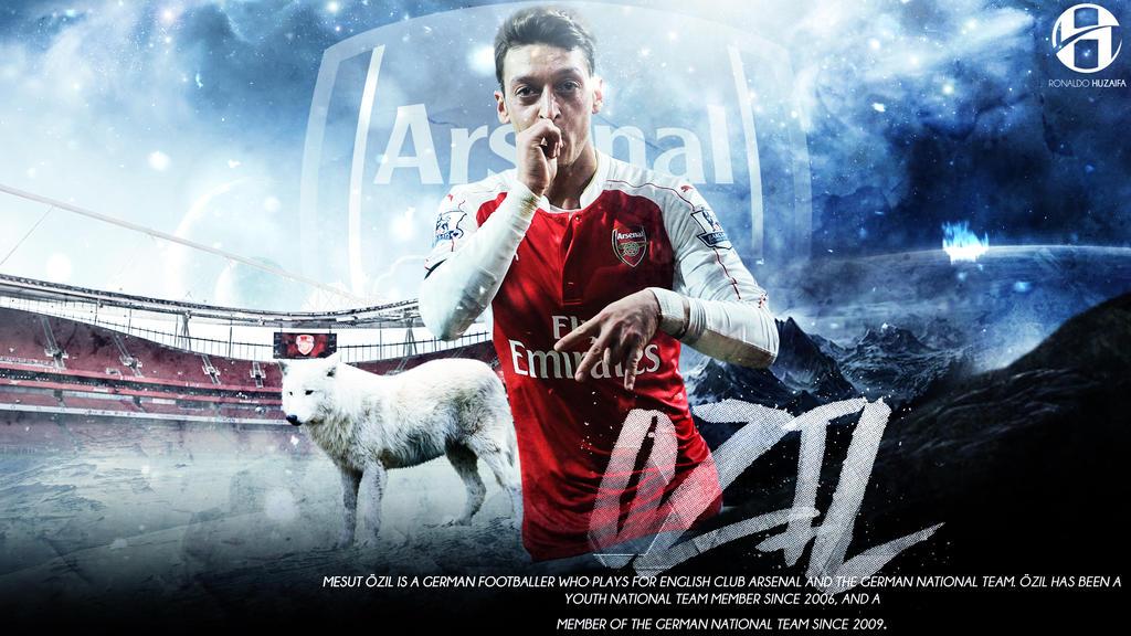 Mesut Ozil 2016 Wallpaper HD by RHGFX2 on DeviantArt