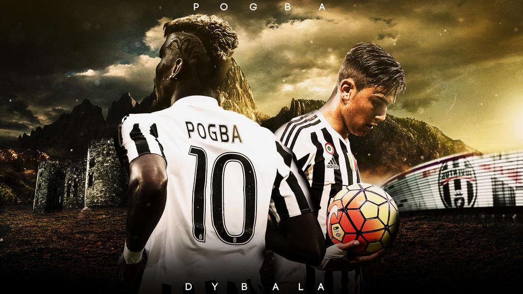 Pogba And Dybala 2016 HD By RHGFX2
