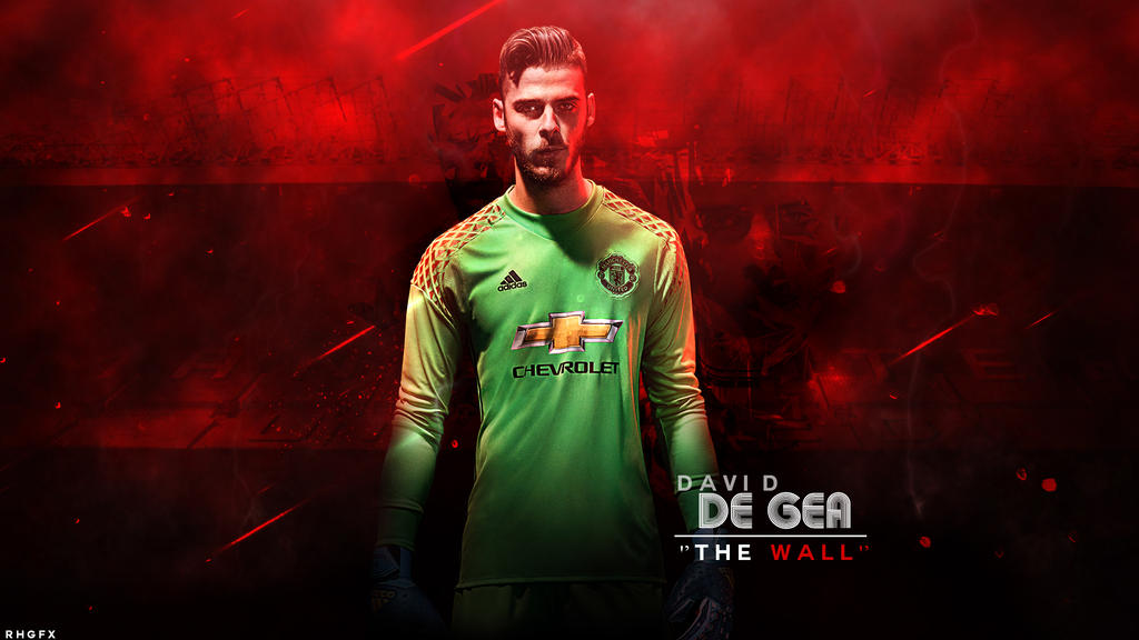 David De Gea 2016 Wallpaper HD By RHGFX2 On DeviantArt