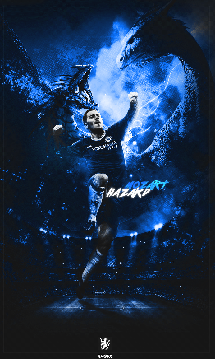 Eden Hazard Wallpaper Mobile By Rhgfx2 On Deviantart HD Wallpapers Download Free Images Wallpaper [1000image.com]