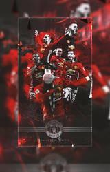 Manchester United | Wallpaper | 2017