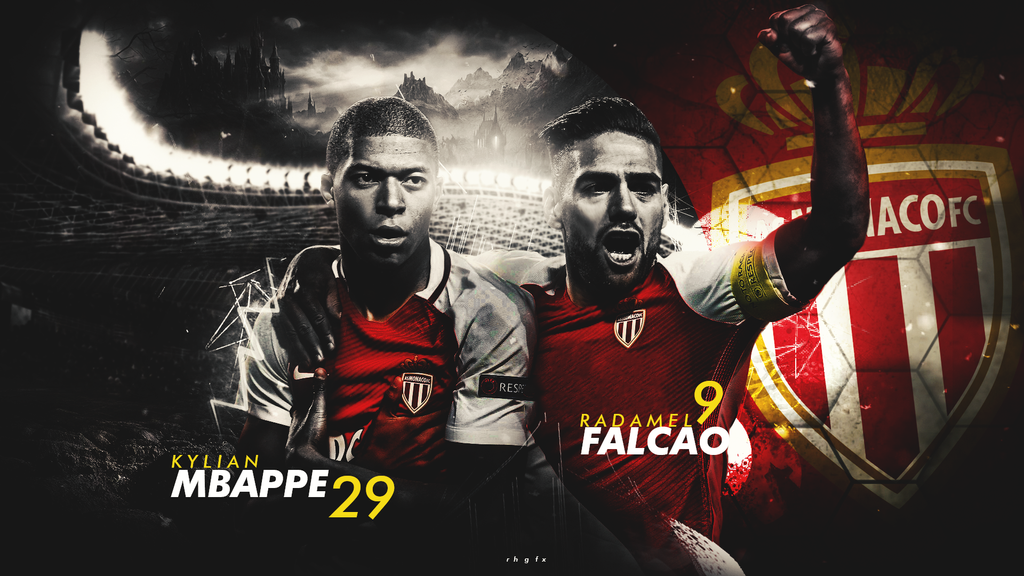 Dynamic Duo Of As Monaco 2017 Wallpaper Hd By Rhgfx2