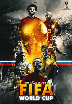 FIFA World Cup 2018 | Poster | Russia