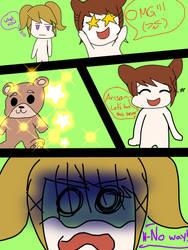 Arisa and Kasumi comic
