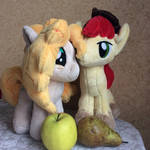 Pear Butter and Bright Mac