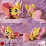[SOLD] Fluttershy Chibi pony