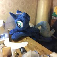 [WIP] Luna filly 95 cm by NakedSkull