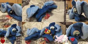 [SOLD] Lying Luna filly 95 cm