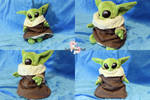 [SOLD] The child | Baby Yoda