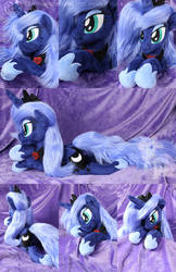[For SALE] Princess Luna (58 cm)