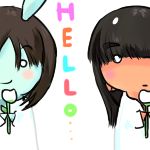 Hello by Risu-ruru