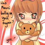 Moomi Bully by Risu-ruru
