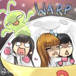 WARP by Risu-ruru