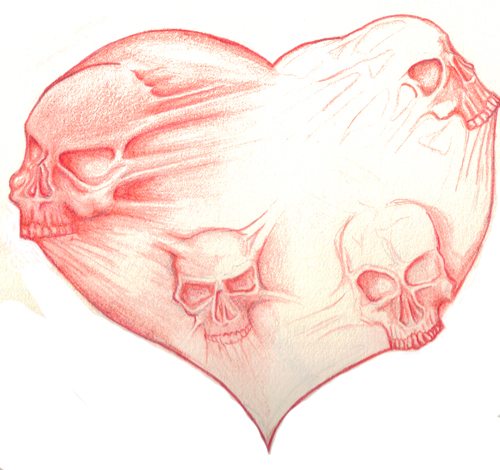 Heart Tattoo Designs Gallery 2