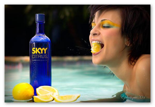Skyy Vodka Wallpaper