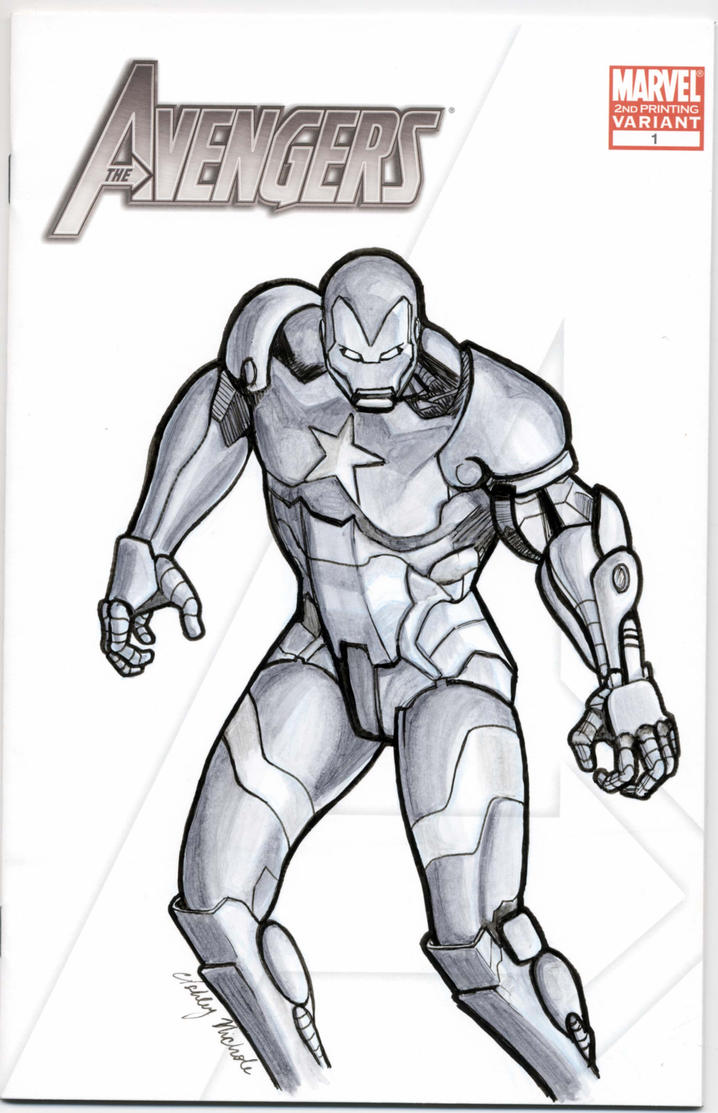 Iron Patriot by ashnichole-art on DeviantArt
