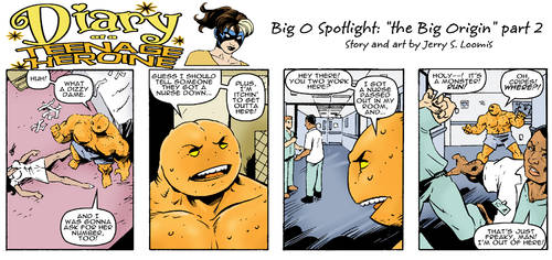The Origin of Big O part two by TheFaceOfBo