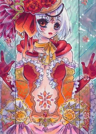 Minerva by OoOoPitchBlackOoOo