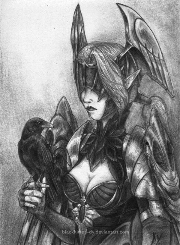 Star Queen Celeste by BlackKitten-DY