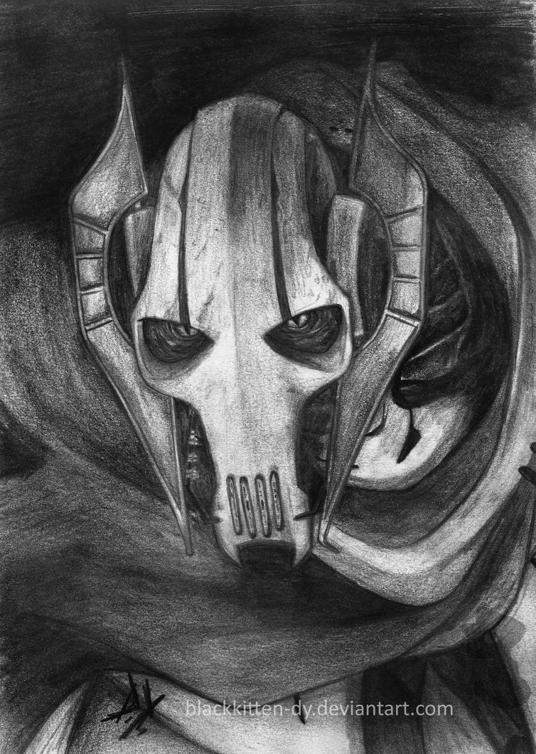 General Grievous by BlackKitten-DY