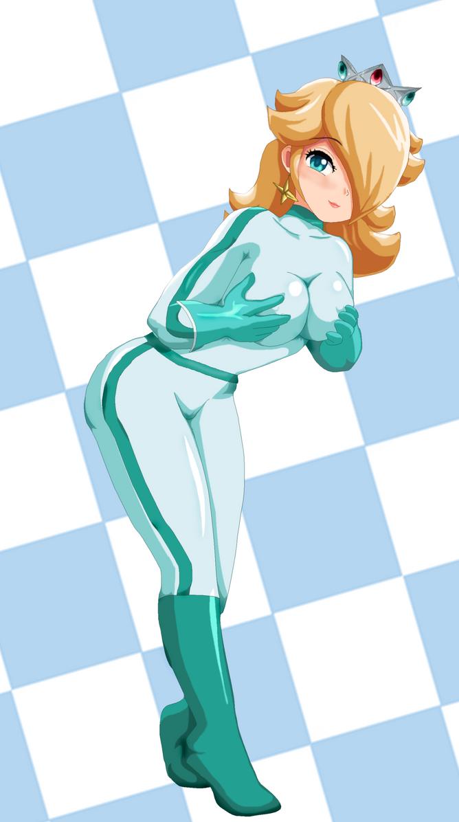 Racer Rosalina by freakybro7