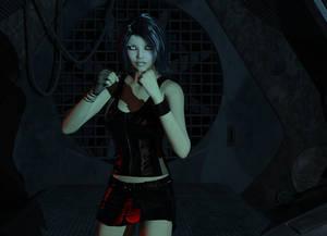 Fighter girl 3