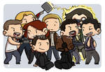 Commission: Avengers Assemble