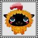 Hideeni stamp by drumgirl