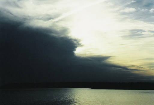 Sunset at Eagle Island