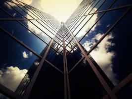 City Skies by idefylogic