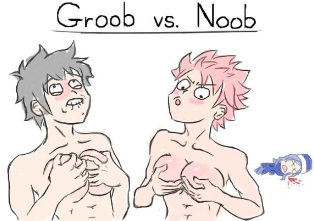 cracker's crap corner Groob_vs__noob_by_crackerpattiez-d56nmmz